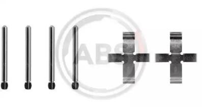 Скобы тормозных колодок A.B.S. 0905Q