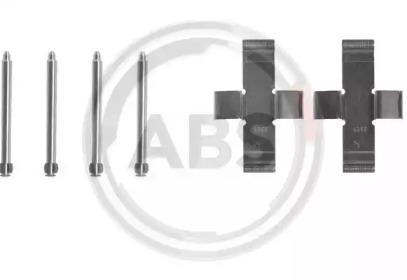Скобы тормозных колодок A.B.S. 0916Q