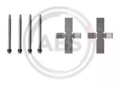 Скобы тормозных колодок A.B.S. 1040Q