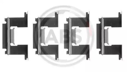 Скобы тормозных колодок A.B.S. 1064Q
