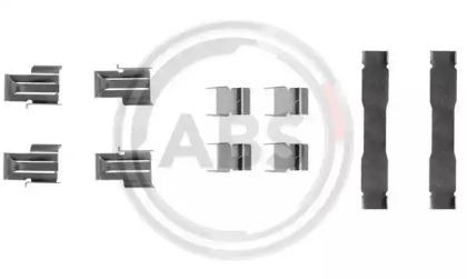 Скобы тормозных колодок A.B.S. 1071Q