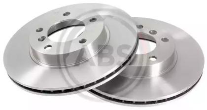 Тормозные диски A.B.S. 16085