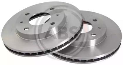 Тормозные диски A.B.S. 16136