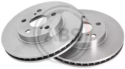 Тормозные диски A.B.S. 16301
