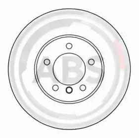 Тормозные диски A.B.S. 16332
