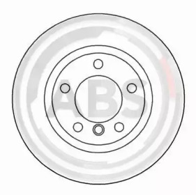 Тормозные диски A.B.S. 16537