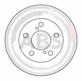 Тормозные диски A.B.S. 16552