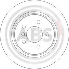 Тормозные диски A.B.S. 17026