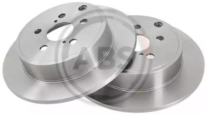 Тормозные диски A.B.S. 17512