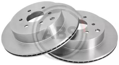 Тормозные диски A.B.S. 17886