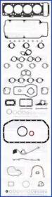 Комплект прокладок двигателя AJUSA 50064700