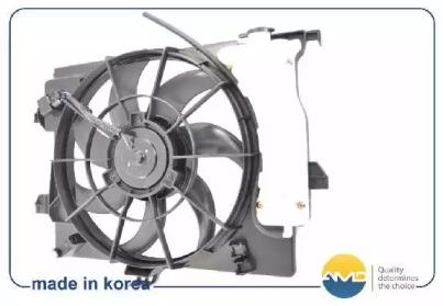 Вентилятор радиатора кондиционера AMD AMDFCU127