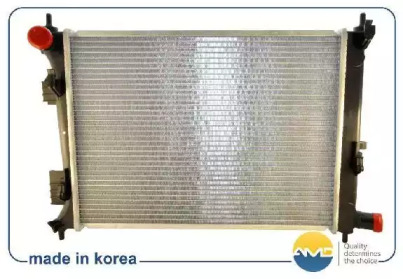 Радиатор охлаждения двигателя AMD AMDR231