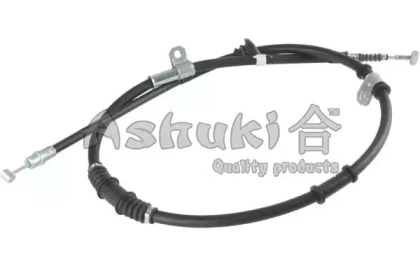 Трос ручного тормоза ASHUKI 11765305