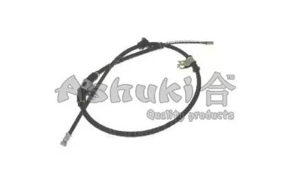 Трос ручного тормоза ASHUKI 11792305