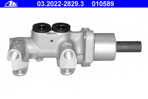 Главный тормозной цилиндр ATE 03202228293