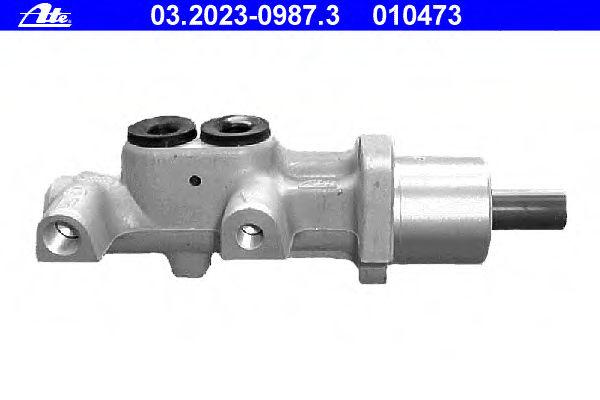 Главный тормозной цилиндр ATE 03202309873
