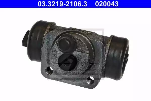 Рабочий тормозной цилиндр ATE 03321921063