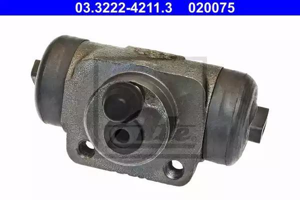 Рабочий тормозной цилиндр ATE 03322242113