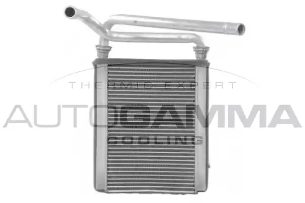 Радиатор печки AUTOGAMMA 104398