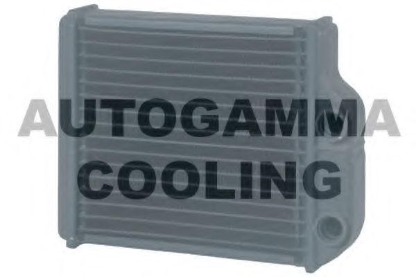 Радиатор печки AUTOGAMMA 104891