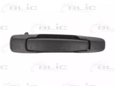 Облицовка бампера BLIC 601017008402P
