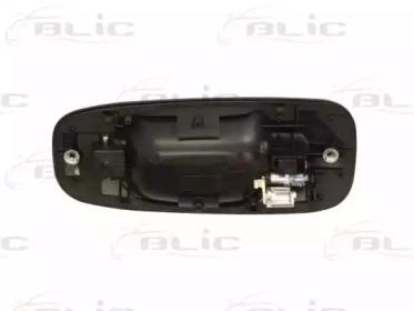 Облицовка бампера BLIC 601017014403P
