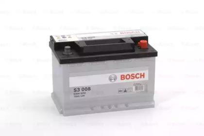 Аккумулятор BOSCH 0092S30080