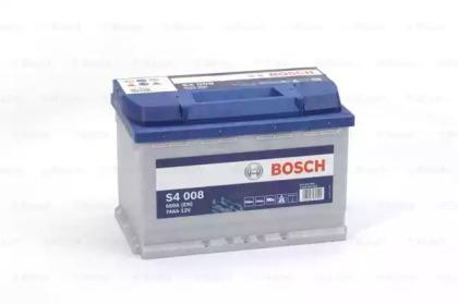 Аккумулятор BOSCH 0092S40080