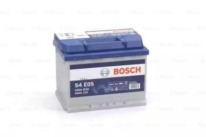 Аккумулятор BOSCH 0092S4E050