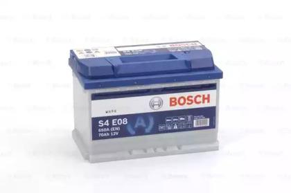 Аккумулятор BOSCH 0092S4E080