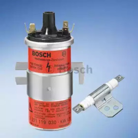 Катушка зажигания BOSCH 0221119031