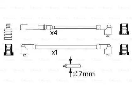 Коммутатор системы зажигания BOSCH 0986356790