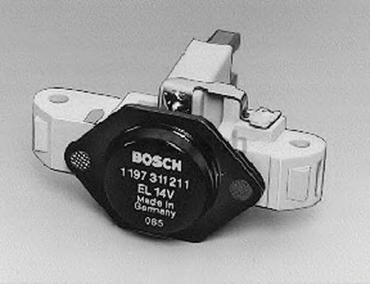 Реле регулятора генератора BOSCH 1197311501