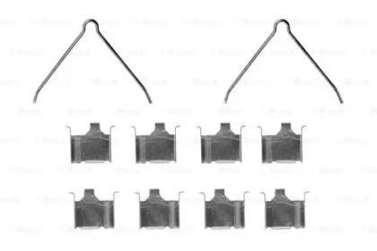 Скобы тормозных колодок BOSCH 1987474234