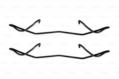Скобы тормозных колодок BOSCH 1987474241