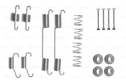 Ремкомплект барабанных колодок BOSCH 1987475301