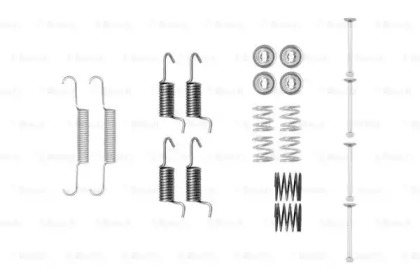 Ремкомплект барабанных колодок BOSCH 1987475326