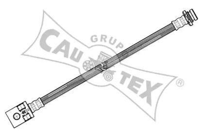 Тормозной шланг CAUTEX 060177