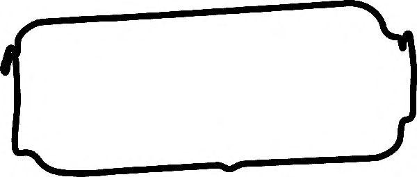 Прокладка клапанной крышки CORTECO 026212P