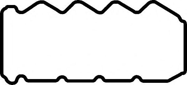 Прокладка клапанной крышки CORTECO 026598P