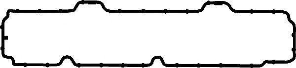 Прокладка клапанной крышки CORTECO 026656P