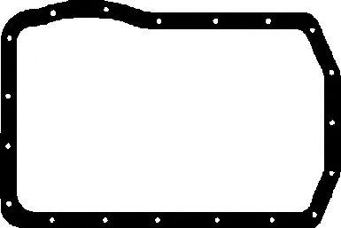 Прокладка масляного поддона CORTECO 028010P