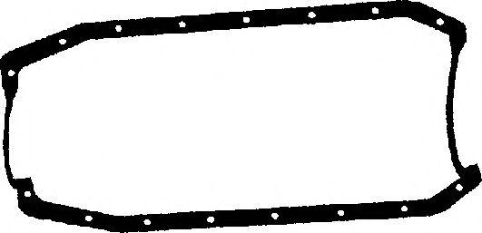 Прокладка масляного поддона CORTECO 028012P