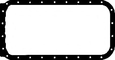 Прокладка масляного поддона CORTECO 028014P