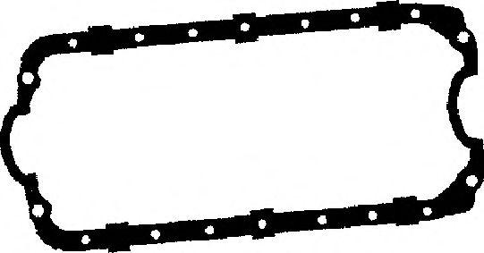 Прокладка масляного поддона CORTECO 028018P