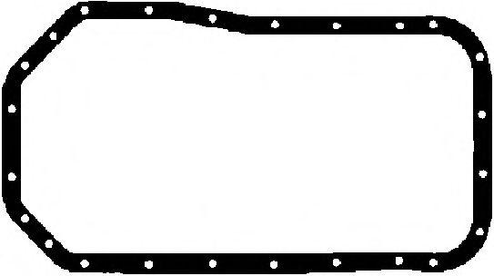 Прокладка масляного поддона CORTECO 028019P