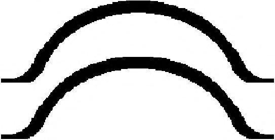 Прокладка масляного поддона CORTECO 028089H