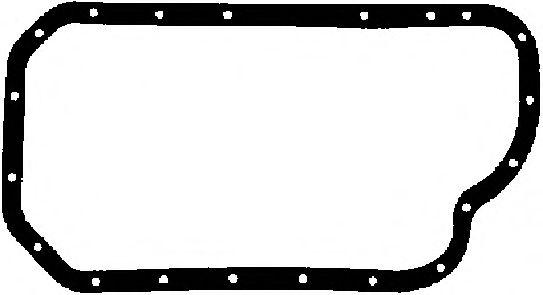 Прокладка масляного поддона CORTECO 028114P