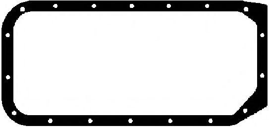 Прокладка масляного поддона CORTECO 028156P